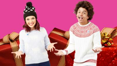 Blue Peter - What gifts should the presenters get?