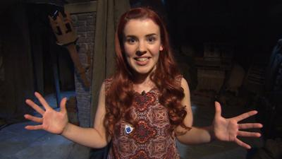 Blue Peter - Wolfblood competition winner announced