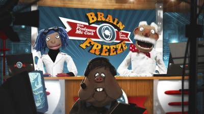 Brain Freeze - Ask A Big Question