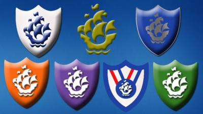 Blue Peter - About Blue Peter Badges