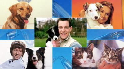 Blue Peter - Past pets