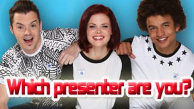 Blue Peter - The Blue Peter Personality Test!
