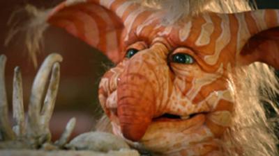 Wizards vs Aliens - Stickley the Hobbledehoy