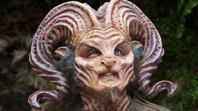 Wizards vs Aliens - The Satyr