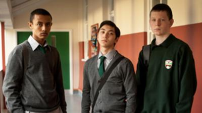 Wolfblood - Who are Jimi, Sam and Liam?