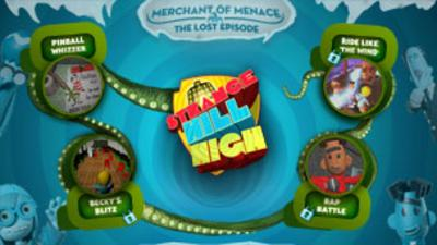 Strange Hill High - The Strange Hill High App