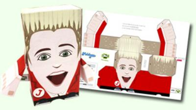 Jedward's Big Adventure - Team John Foldee