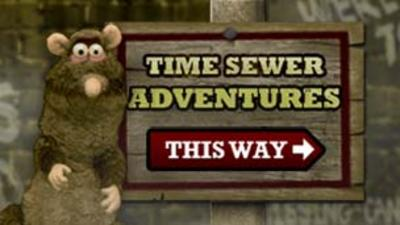 Horrible Histories - Time Sewer Adventures