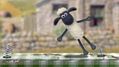 Shaun the Sheep - Woolly Jumper
