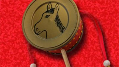 Blue Peter - How to Make a Chinese Hand Drum