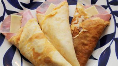 Blue Peter - How to Make Savoury Pancakes