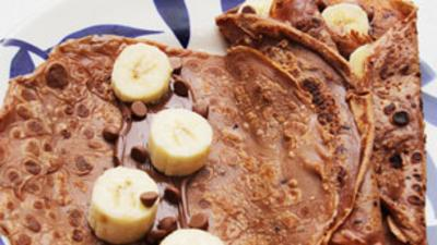 Blue Peter - How to Make Sweet Pancakes