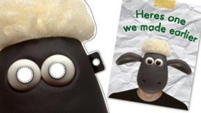 Shaun the Sheep - Shaun the Sheep Face Mask