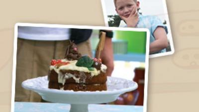 Junior Bake Off - Junior Bake Off Recipe - Carrot Cake