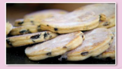 Junior Bake Off - Junior Bake Off Welsh Cake Recipe