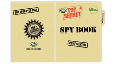 M.I. High - M.I. High Spy Book