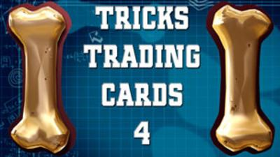 Who Let The Dogs Out?  - Tricks Trading Cards 4