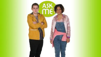 CBBC Office - Ask Jade and Sam a question