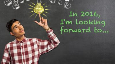 CBBC Office - What are you looking forward to in 2016?