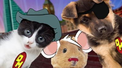 CBBC Office - Your Dangerfied Pets