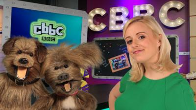 CBBC Office - What do you love most about the weekend?