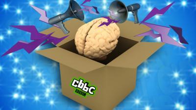 CBBC Office - CBBC Brainbox - take part in the quiz