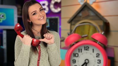 CBBC Office - Wake Up Calls!