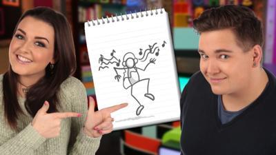 CBBC Office - Weekend Drawings
