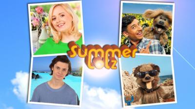 CBBC Office - Summer Lolz