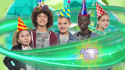 The Dumping Ground - The Dumping Ground Party