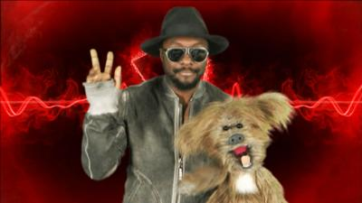 CBBC Office - will.i.am says Bye Bye to Bullying
