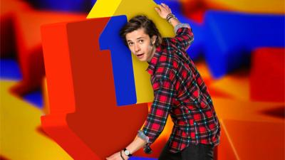 CBBC Official Chart Show - This Week's Official Chart Show