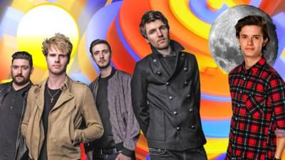 CBBC Official Chart Show - What do you want to see Kodaline do to Cel?