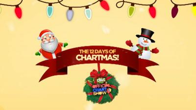 CBBC Official Chart Show - 12 Days of Chartmas