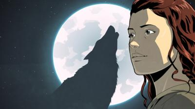Wolfblood - Comic: New Moon Rising