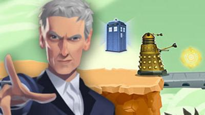 Doctor Who - The Doctor and the Dalek - New Levels