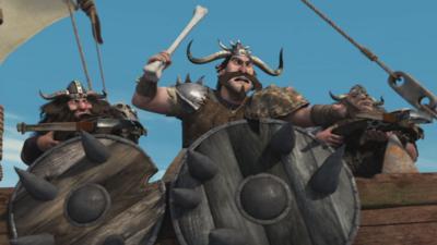 Dragons - Defenders of Berk - The Iron Gronckle