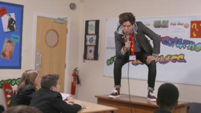 CBBC Office - Do you have an embarrassing teacher?