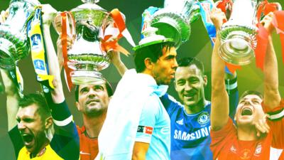 MOTD Kickabout - Which FA Cup winning captain are you?