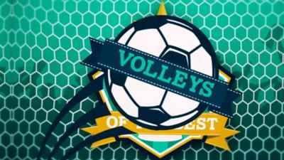 MOTD Kickabout - FA Cup: Five amazing volleys