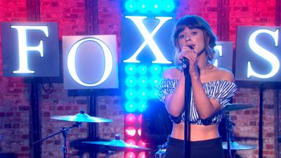 Friday Download - Foxes performs Body Talk