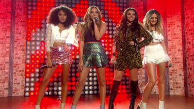 Friday Download - Little Mix perform on Friday Download