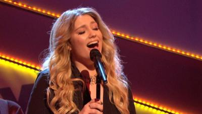 Friday Download - Ella Henderson performs Glow