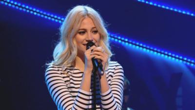 Friday Download - Pixie Lott performs Break Up Song
