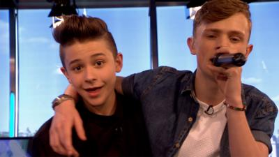 Friday Download - Bars and Melody perform Baby