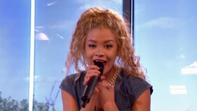 Friday Download - Molly performs Famous
