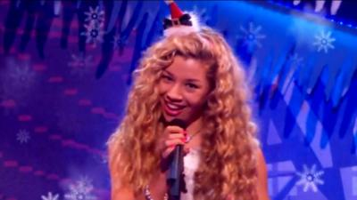 Friday Download - Molly performs All I Want for Christmas is You