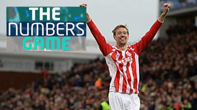 Newsround - Football quiz: The Numbers Game #2
