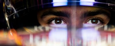 A Formula One driver.