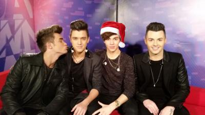 Friday Download - Union J perform It's Beginning To Look A Lot Like Christmas